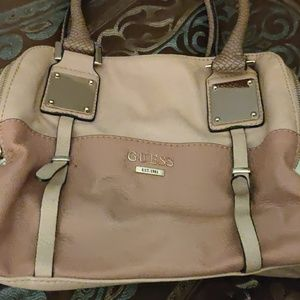 Guess Leather Handbag